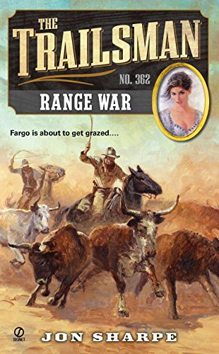 Range War (Trailsman)