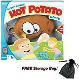 Electronic Hot Potato Game with Free Storage Bag