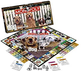 Monopoly: Dog Lovers Edition