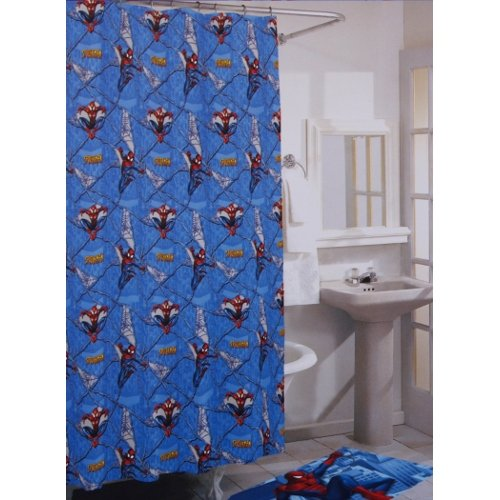 Superman bathroom set