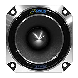 Pyle PDBT28 1-Inch Heavy Duty Titanium Super Tweeter