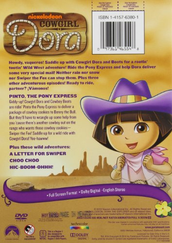 cowgirl dora coloring pages - photo#35