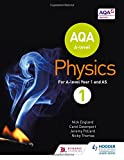 img - for AQA A Level Physics Student: Book 1 book / textbook / text book