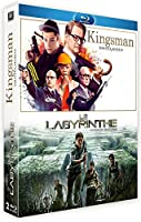Kingsman : Services secrets + Le Labyrinthe [Blu-ray]