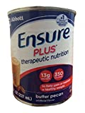 Ensure Plus Ready To Use (Butter Pecan) 24/8-Fl-Oz Cans - 1 Case Of 24