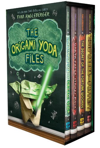 the origami yoda files boxed set book review and ratings