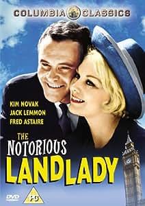 The Notorious Landlady [DVD] [1962]