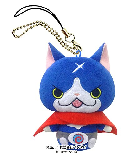 Movie Yokai-watch cleaner with mascot's Nyan Fuyunyan - 1
