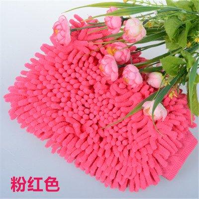 doble-faz-guante-limpieza-lavar-el-coche-con-un-pano-limpie-coral-fleece-gloves-casa-rosa