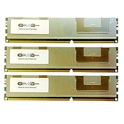 32gb (4x8gb) Memory RAM for Dell Poweredge T110 Ii 1333mhz ECC Module by CMS (B88)