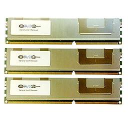48gb (3x16gb) Memory RAM for Dell Poweredge T320 1333 ECC Register Low Voltage by CMS B110