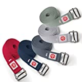 Manduka Eco-Friendly 100% Cotton Yoga Strap