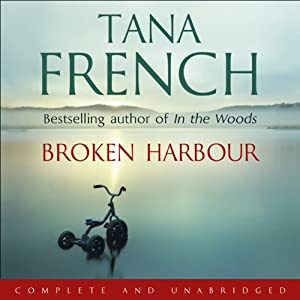 Broken Harbour Audiobook