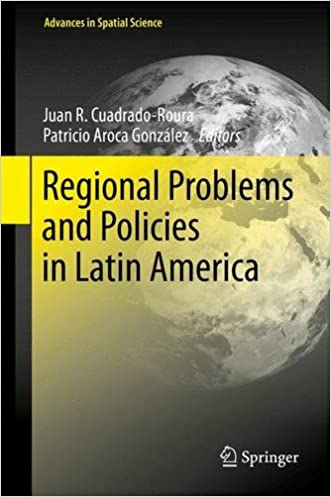 Regional Problems and Policies in Latin America (Advances in Spatial Science)