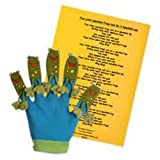 The Puppet Company - Favourite Song Mitts - Five Little Speckled Frogs Hand Puppet