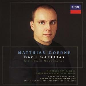 Bach;Cantatas [UK-Import]