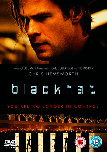Blackhat [DVD] [2015]