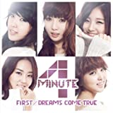 DREAMS COME TRUE (JAPANESE VERSION)-4Minute