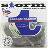 Storm Organic English Breakfast 15 Teabags (Pack of 3, Total 45 Teabags)
