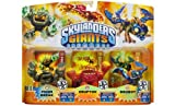 Skylanders Giants Lightcore Triple Pack - Prism Break, Eruptor and Drobot (Electronic Games)