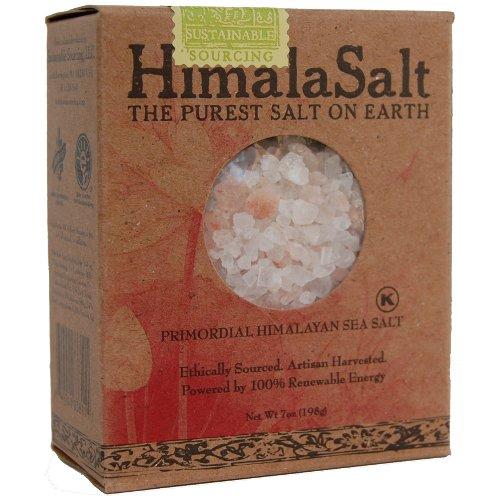 HimalaSalt Pure Himalayan Rock Salt Refill 7 Ounce