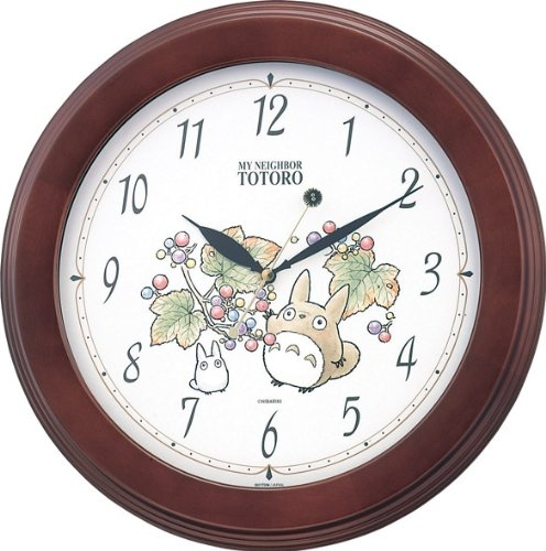 [Totoro] nothing adorable Totoro went to clock my Neighbor Totoro M690A4KG690MA06