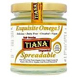 Tiana Organic Exquisite Omega 3 Coconut Spreadable 150 ml