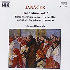 Leos Janacek: Piano Music, Vol. 2