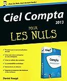 echange, troc Daniel ROUGE - Ciel Compta 2013 pour les Nuls