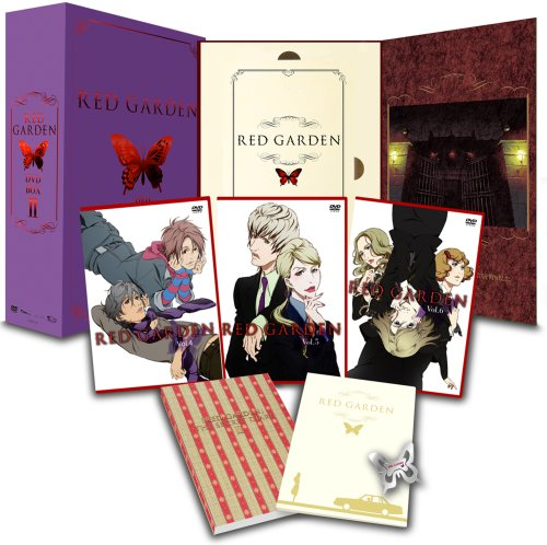RED GARDEN DVD BOX 2 (完全限定生産)