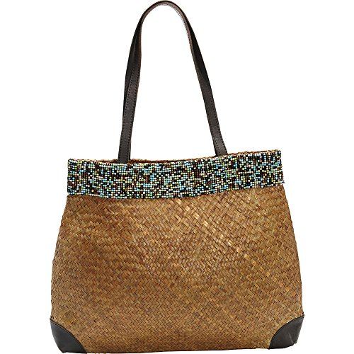 tlcyou-beaded-tote-brown-multi-turquoise