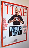 img - for Time Magazine, October 24, 2005 *Steve Jobs iPod and iMac Cover* book / textbook / text book