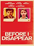 Before I Disappear (AIV)
