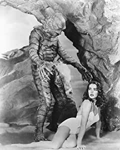 BEN CHAPMAN GILL-MAN, OUT OF WATER JULIE ADAMS KAY CREATURE FROM THE BLACK LAGOON 8X10 PHOTO