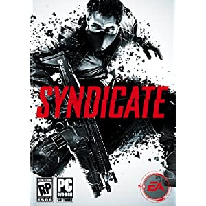 Syndicate PC Video Game