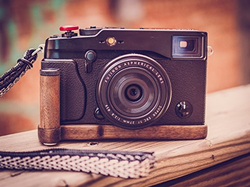 Premium Wood Grip For Fuji X-Pro 1 By J.B. Camera Designs - Made In The Usa