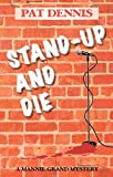 img - for Stand-Up and Die book / textbook / text book