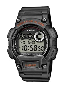 Casio Herren-Armbanduhr XL Collection Digital Quarz Resin W-735H-8AVEF