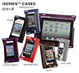 E-Case iSeries iPod/iPhone 5 Case with Jack Mandarin Red