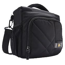 Case Logic CPL-106 DSLR Camera Shoulder Bag Medium (Black)