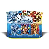 Skylanders Spyro's Adventure: Triple Character Pack - Double Trouble, Whirlwind and Drill Sergeant (Wii/PS3/Xbox 360/PC)