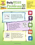 Daily Word Problems, Grade 3 (1557998159) by Evan-Moor Educational Publishers