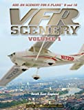 X-Plane VFR Scenery - Volume 1: South-East England (PC/Mac DVD)