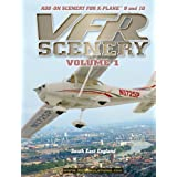 X-Plane VFR Scenery - Volume 1: South-East England (PC/Mac DVD)by RC Simulations