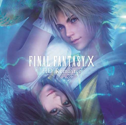 FINAL FANTASY X HD Remaster Original Soundtrack【映像付サントラ/Blu-ray Disc Music】