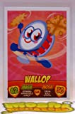 WALLOP Tunies - Series 2 Moshi Monsters Mash Up Trading Card.