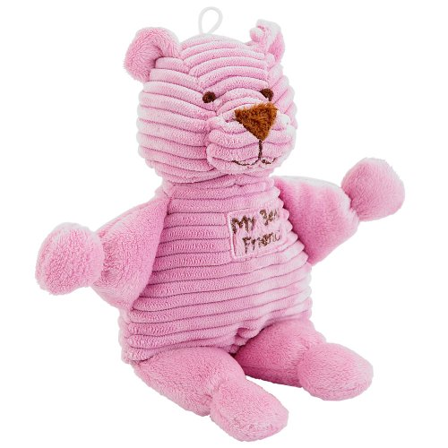 Babies R Us 8 inch My Bear Friend Plush - Pink