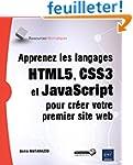 Apprenez les langages HTML5, CSS3 et...