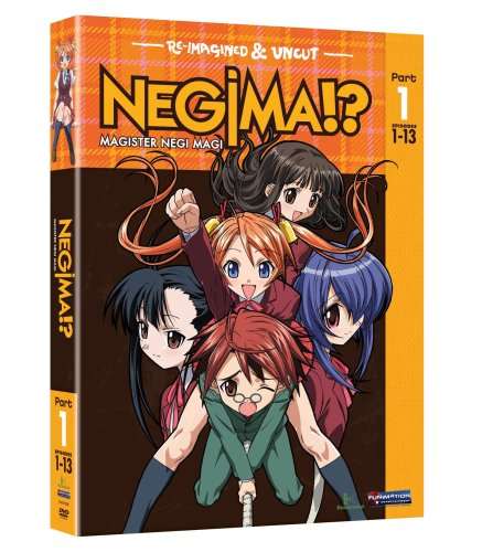 Negima!?: Season Two, Part One (Re-imagined and Uncut)