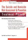 img - for The Suicide and Homicide Risk Assessment & Prevention Treatment Planner book / textbook / text book
